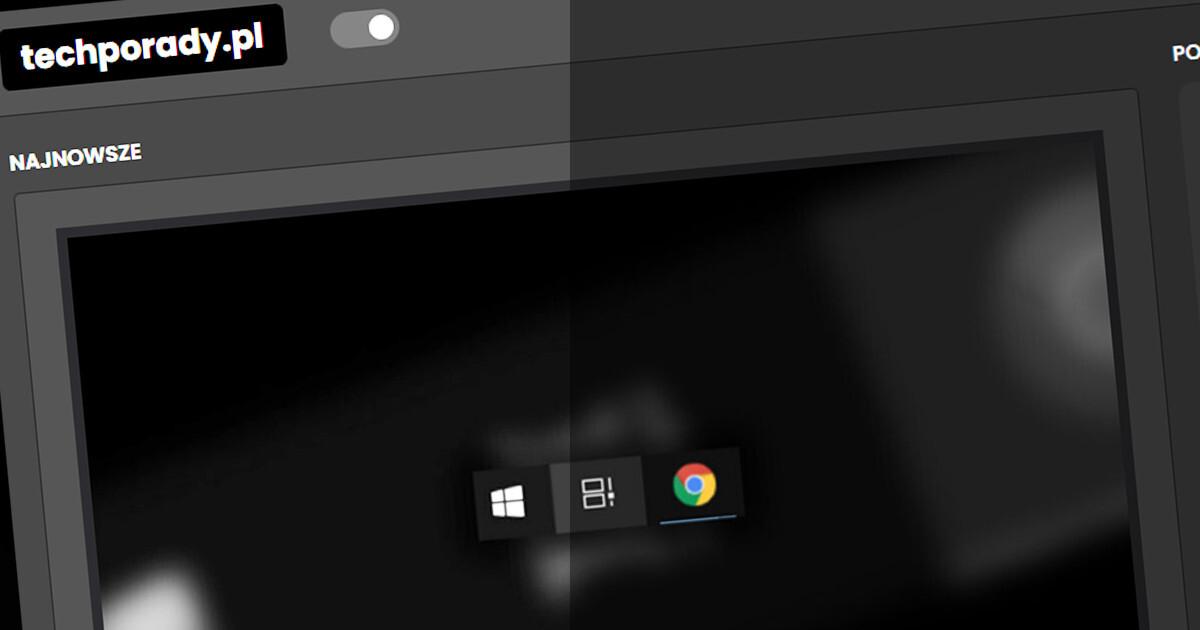 Jak przyciemnić ekran w Windows 10