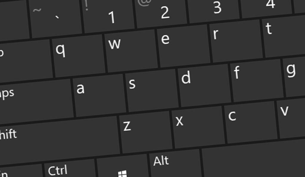 Klawiatura ekranowa w Windows 10 - jak ją włączyć?