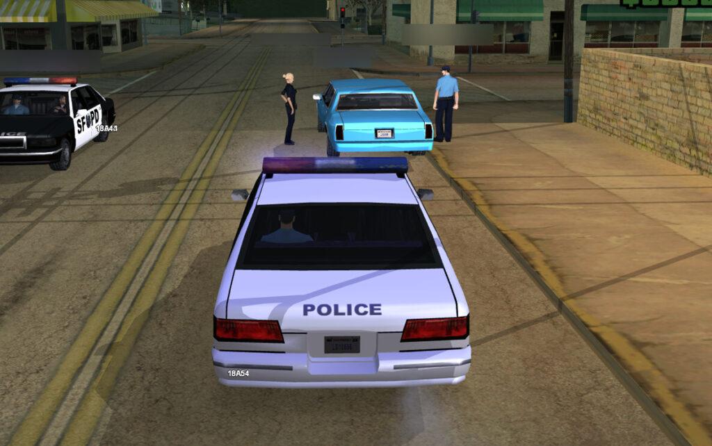 GTA SA - kody do gry na PC