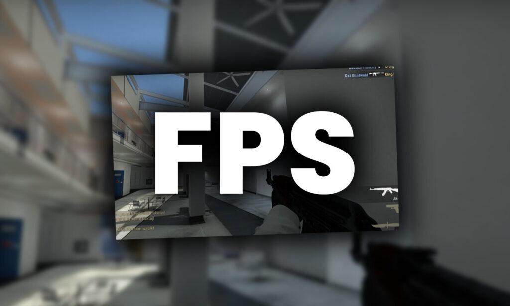 Komendy na FPS w CS GO