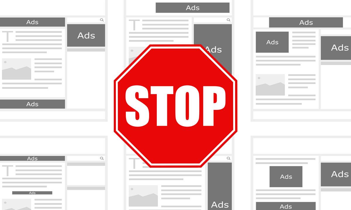 Wyłączanie blokowania reklam